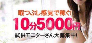 新品の下着を試供すると5,000円!ラバーズコレクションの試供モニター