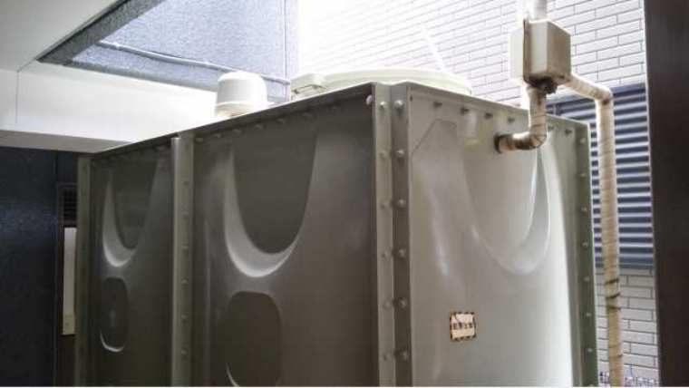 実働6時間で日給1万円以上!貯水タンクの清掃を補助するアルバイト