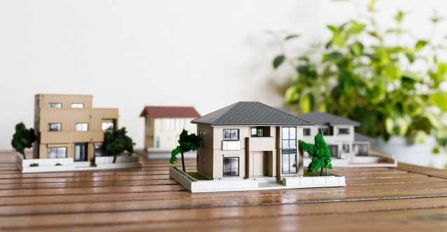 高い技術とスキルが必要な高収入在宅ワーク!住宅模型の製作